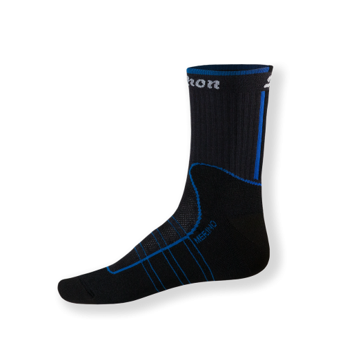 45-47 Shushon Hiker II Socks Black&Blue  / Спортни Чорапи