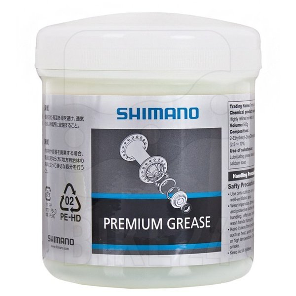 500gr Premium Grease Dura Ace XTR / Качествена Грес Шимано