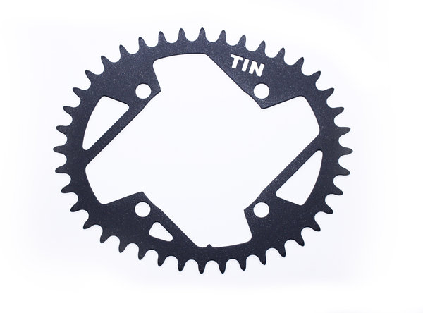 40t Oval Chainring TIN CYCLES  9sp Single / Плоча сингъл и 9 скорости