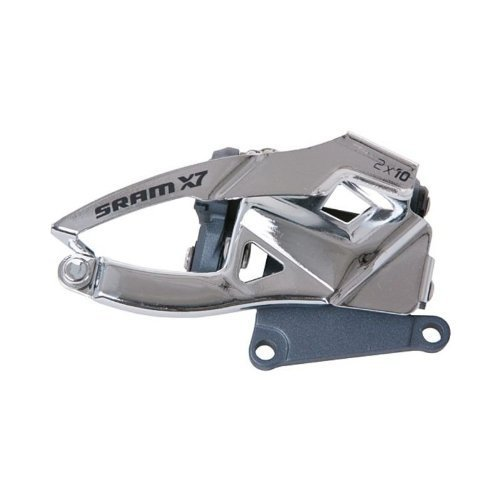 SRAM X7 2x10 Front Derailleur Low Direct-Mount S1 Dual-Pull / Преден Обтегач 10ск