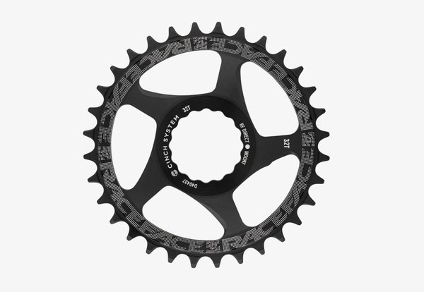 28t Narrow Wide Cinch 1x Black Direct Mount Chainring  / Плоча Директен Монтаж 28 Зъба