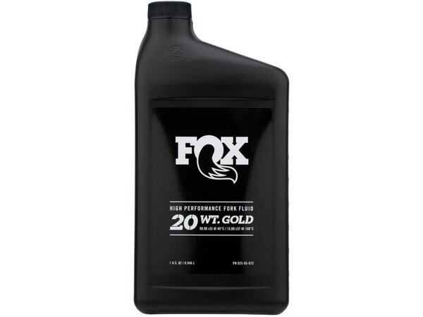 High Performance Fork Fluid 20WT 32oz / Масло за Вилки Fox 946ml