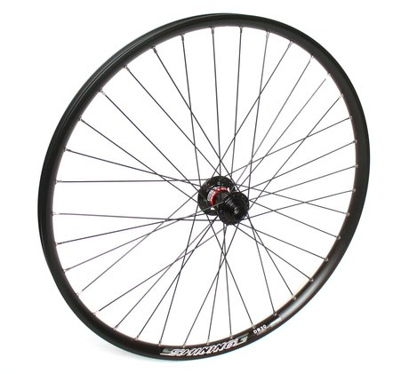 26 Novatec DH61/Shining 36h Disc 20mm Front Wheel / Предна Капла 20 Ос