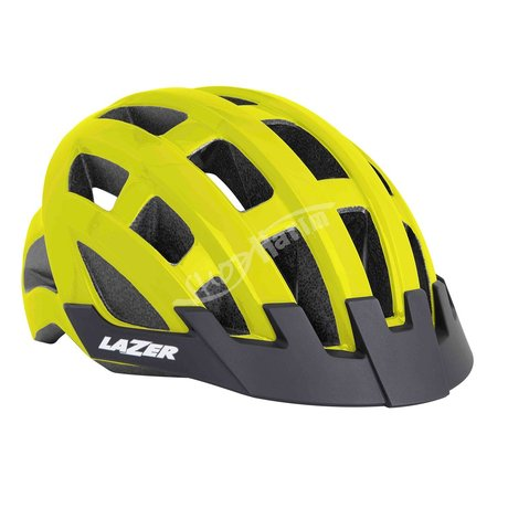 Lazer Compact Helmet CE Unisize Flash Yellow / Ярко Жълта Лека Каска
