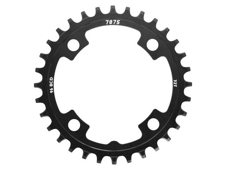 32t Round & Narrow-Wide SunRace Allu Chainring 96 BCD / Кръгла Алуминиева Плоча