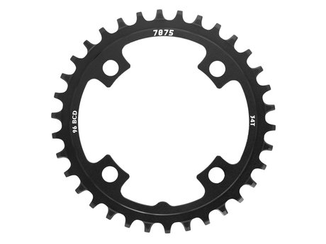 34t Round & Narrow-Wide SunRace Allu Chainring 96 BCD / Кръгла Алуминиева Плоча