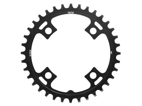 36t Round & Narrow-Wide SunRace Allu Chainring 96 BCD / Кръгла Алуминиева Плоча