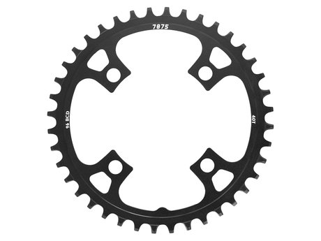 38t Round & Narrow-Wide SunRace Allu Chainring 96 BCD / Кръгла Алуминиева Плоча