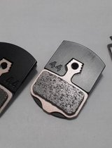 BPC-44 Cooling Disc Brake Pads AVID & SRAM / Накладки с Радиатори