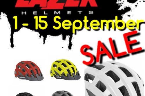 Lazer Helmets on BEST Price!