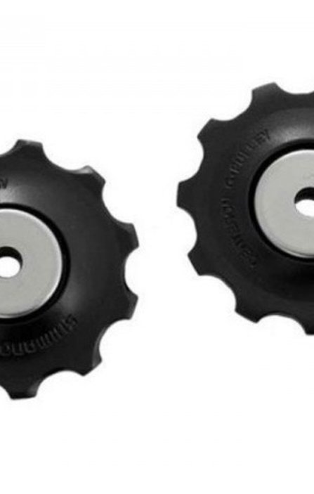 Shimano SLX RD-M663 Rear Derailleur Pulley Set M663 10 Speed Pulleys / Ролки за заден дерайльор
