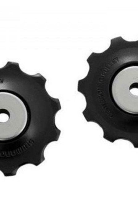 Shimano Deore RD-M593 Rear Derailleur Pulley Set M593 10 Speed Pulleys / Ролки за заден дерайльор