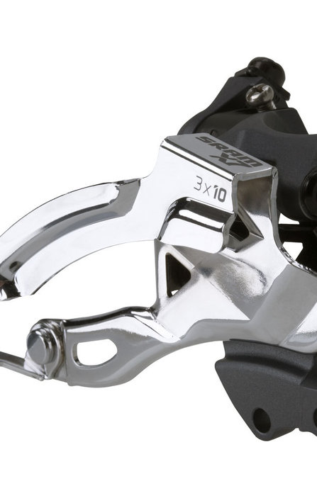 SRAM X7 3x10 Front Derailleur Low Direct-Mount Dual-Pull / Преден Обтегач 10ск