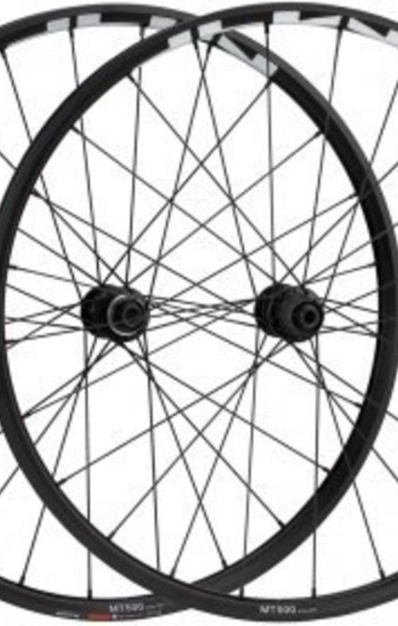 27.5 Shimano WH-MT500-Boost Wheelset / Капли Диск Комплект