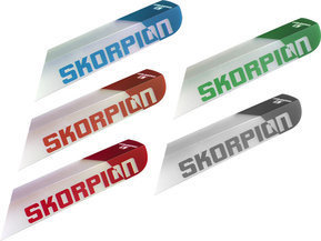 Skorpion Red Ass Saver Mudguard Rear Fender / Червен Заден Калник