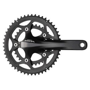 50-34t FC-3550 Compact 170mm Road Crankset / Шосейни Курбели 50-34