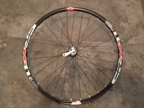 29 Shimano - Crosser Disc CL QR Rear Wheel / Задна Капла Диск