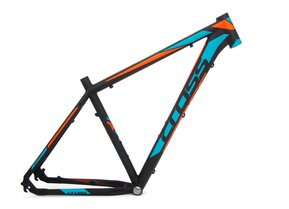 27,5 Cross GRX 2019  Allu Frame L 46cm Black Orange Blue / Алуминиева Рамка