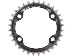 34t Round Shimano XT CRM81 Chainring 96BCD / Кръгла Плоча 34 Зъба