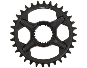 32t XT SM-CRM85-1x12sp Direct Mount Chainring Chainring  / Плоча 12 Скорости 32 Зъба Директен Монтаж