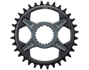 34t SLX SM-CRM75-1x12sp Direct Mount Chainring  / Плоча 12 Скорости 34 Зъба