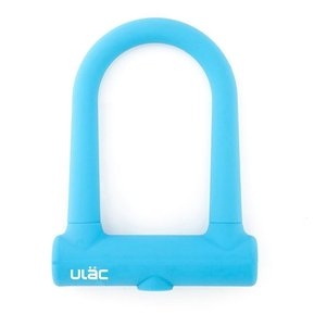 U-Lock Brooklyn SI 16mm Light Blue incl Holder / Катинар за Велосипед