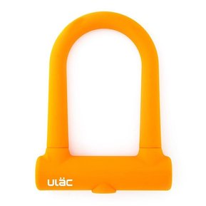 U-Lock Brooklyn SI 16mm Orange incl Holder / Катинар за Велосипед