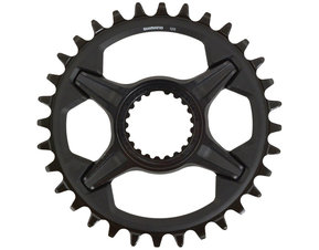 28t XT SM-CRM85-1x12sp Direct Mount Chainring  / Плоча 12 Скорости Директен Монтаж