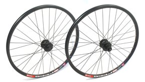 26 Deore - 533d Disc QR Tubeless Wheelset / Капли Диск Комплект