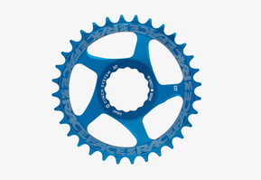 28t Narrow Wide Cinch 1x Blue Direct Mount Chainring  / Плоча Директен Монтаж 28 Зъба