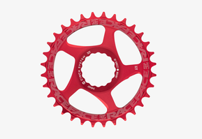 28t Narrow Wide Cinch 1x Red Direct Mount Chainring  / Плоча Директен Монтаж 28 Зъба