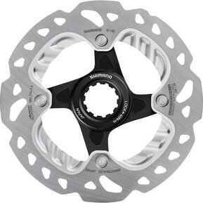 160mm XTR Saint SM-RT99-S Ice-Tech Center Lock Rotor / Ротор с Централна гайка