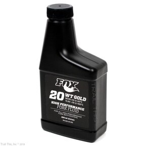 AM Oil Bath 20WT 250ml / Масло за Вилки Fox