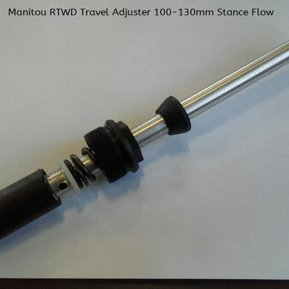 RTWD Travel Adjuster 100-130mm Each Stance Flow