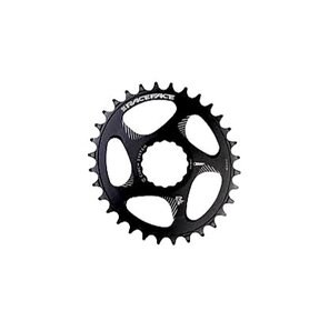 32t Oval Narrow Wide Cinch 1x Black Direct Mount Chainring  / Плоча Директен Монтаж