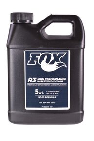 Fox R3 5WT ISO 15 Oil: Suspension Fluid / Масло за Вилки Fox