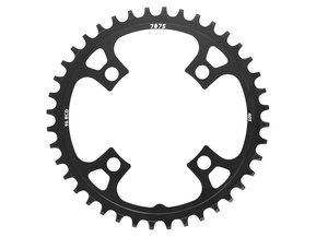 40t Round & Narrow-Wide SunRace Allu Chainring 96 BCD / Кръгла Алуминиева Плоча